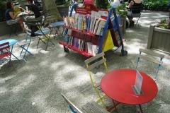 Bryant Park Reading Room